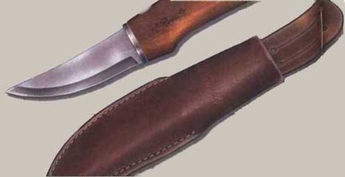 Нож Rosrlli UHC HUNTING Knife, (R200)